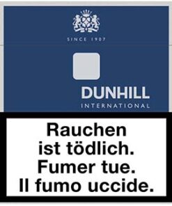 Dunhill International Blue