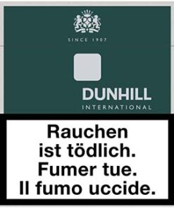 Dunhill International Green
