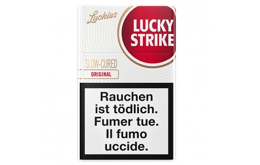 Lucky Strike New Original Box