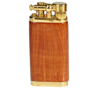 Oldboy Goldplated Bruyereholz Natural