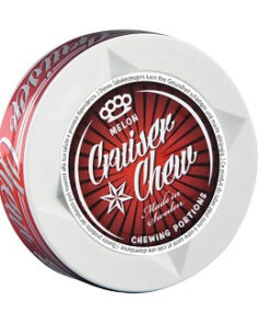 Cruiser Chew Melon Chewing Bags 16g/22Btl Do