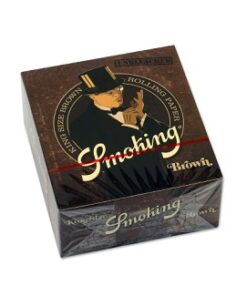 Smoking Ks Brown Ungebleicht 50x33