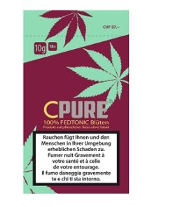 CPure FedTonic 10g Hanf