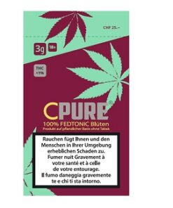 CPure FedTonic - Hanf 3g