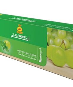 Al Fakher Grape + Mint 50g Wasserpfeifentabak