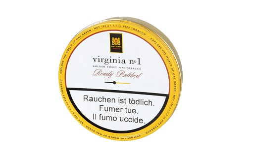 Mac Baren Virginia No.1 100g Tin