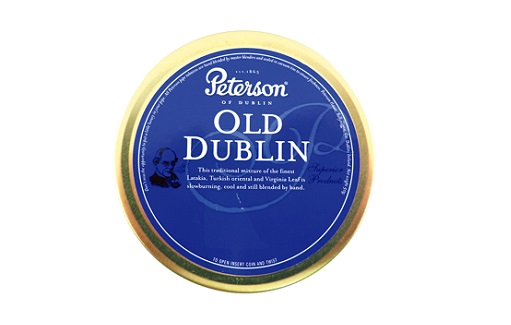 Peterson Old Dublin 50g Tin