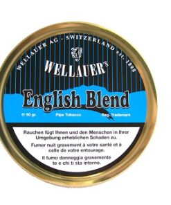 Wellauer's English Blend 50g Tin