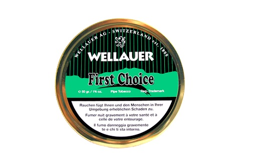 Wellauer's First Choice 50g Tin