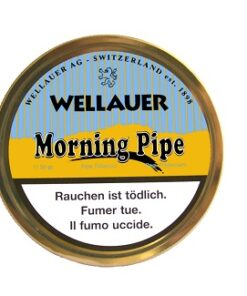 Wellauer's Morning Pipe 50g Tin