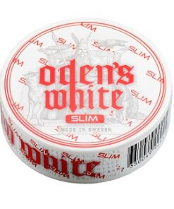 Oden's Cold Extreme White SLIM Port. 20g Dosen