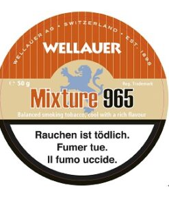 Wellauer Mixture 965 50 gr.