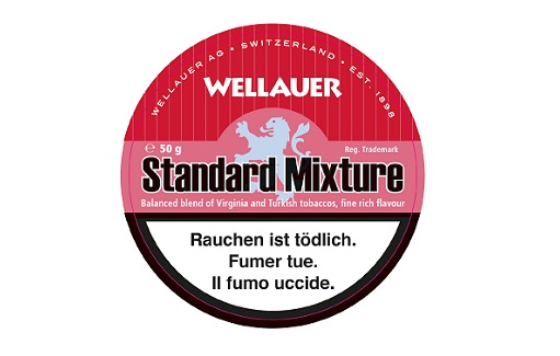 Wellauer Standard Mixture 50 gr.