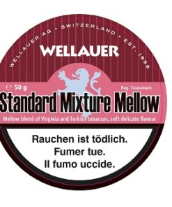 Wellauer Standard Mixture Mellow 50 gr.
