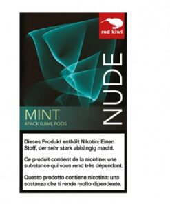 Red Kiwi Nude Mint Pods 0.8ml