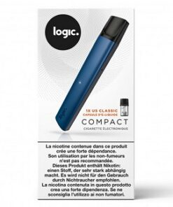 Logic Compact Starter Kit Steel Blue