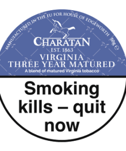 Charatan Virginia Three Year Matured