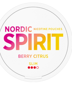 Nordic Spirit Berry Citrus 9mg