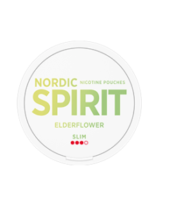 Nordic Spirit Elderflower 9mg
