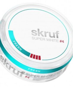 Skruf Fresh Strong Super White 20g