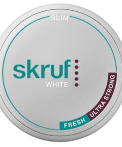 Skruf Fresh Ultra Strong Slim 20g