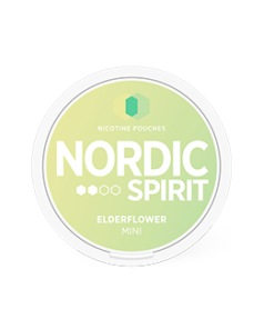 Nordic Spirit Mini Edelflower 9 Mg