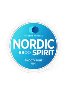 Nordic Spirit Mini Smooth 9 Mg