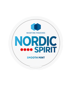 Nordic Spirit Smooth Mint Extra Strong.17 Mg