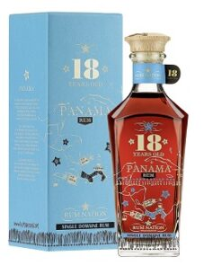 rum nation panama 18yo